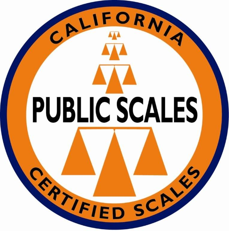 Public Scales : Offical Public Weightmaster : Public Scale Station : Los Angeles